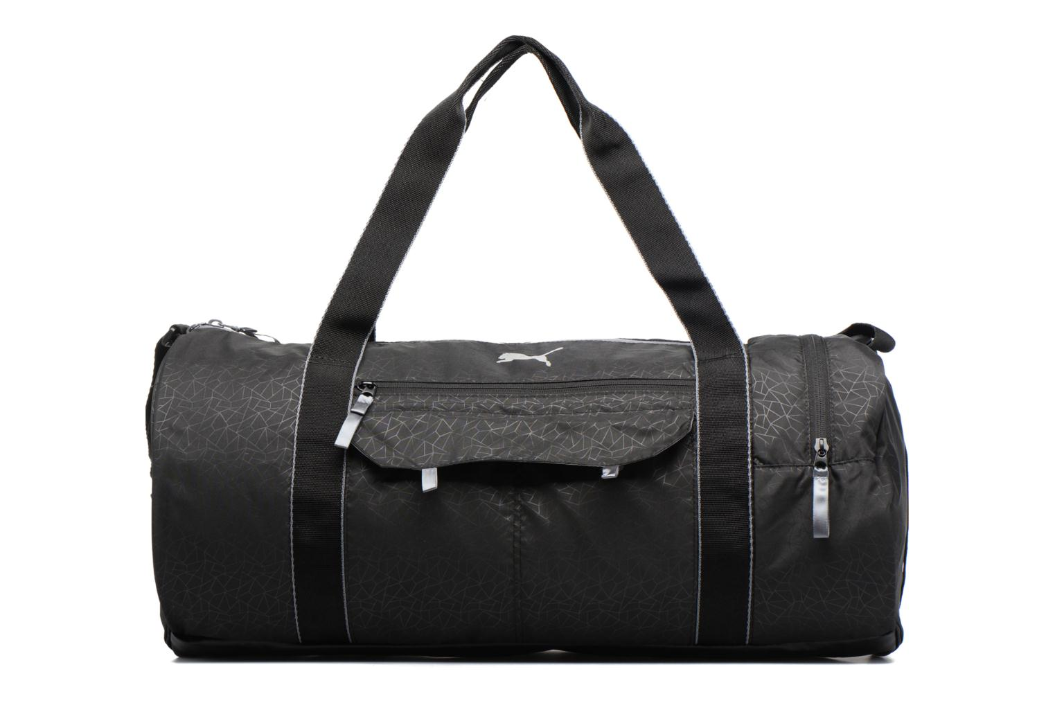 Sports bags Puma Fit AT Sports Duffle Black detailed view/ Pair view