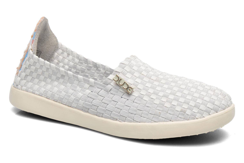 Sneakers DUDE E-last simple Hvid detaljeret billede af skoene