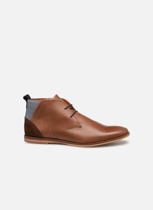Chaussures à lacets Schmoove Swan desert Marron vue derrière