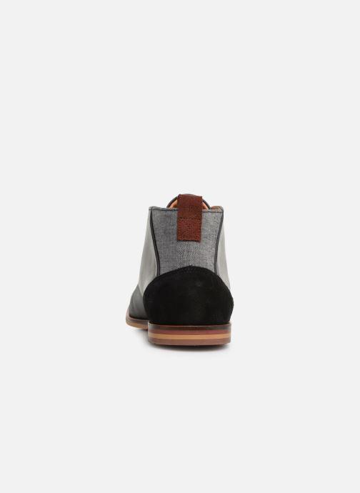 Chaussures à lacets Schmoove Swan desert Noir vue droite