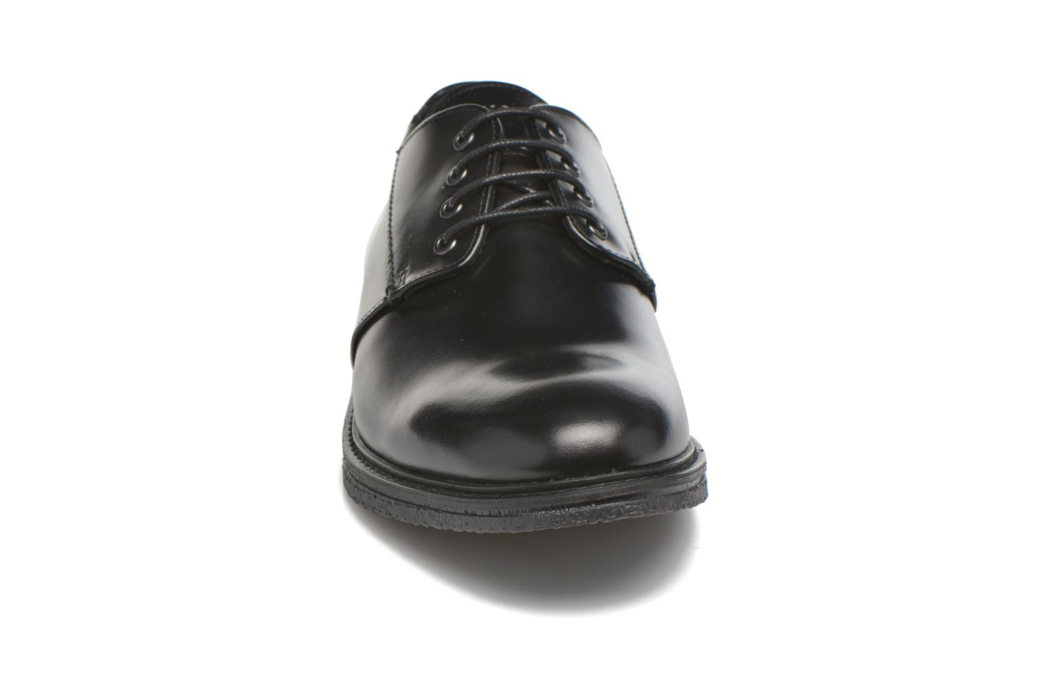 Lace-up shoes Schmoove Shyboy derby Black model view