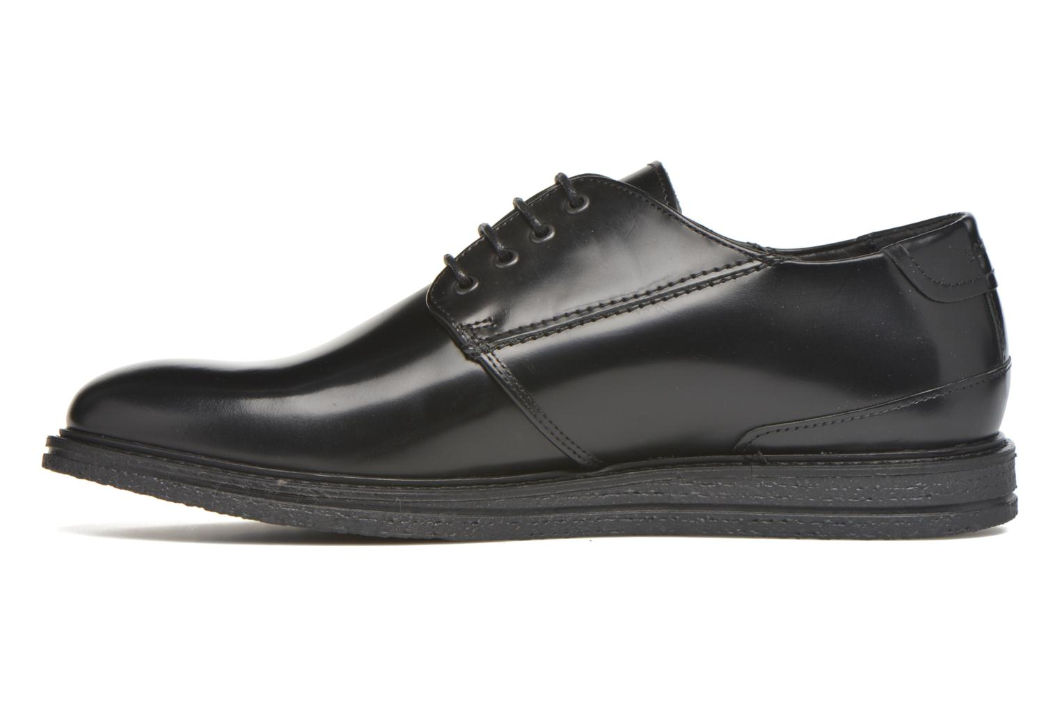 Lace-up shoes Schmoove Shyboy derby Black front view