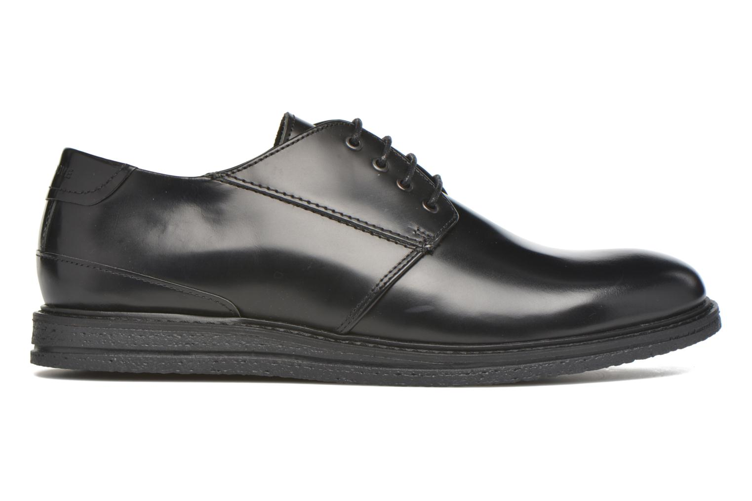 Lace-up shoes Schmoove Shyboy derby Black back view