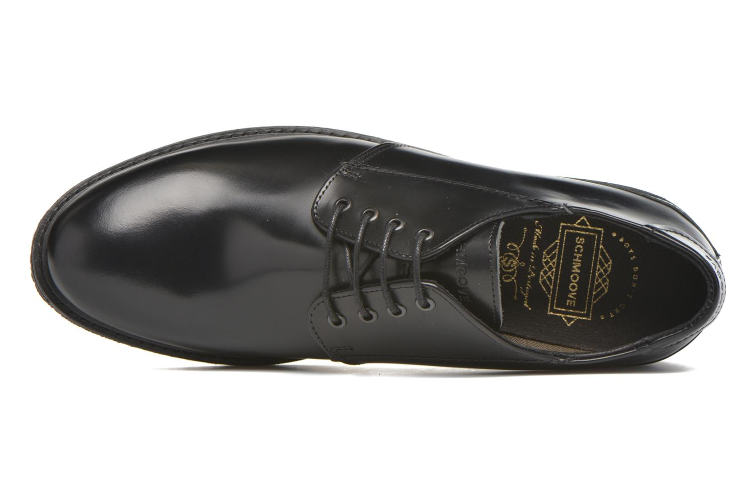 Lace-up shoes Schmoove Shyboy derby Black view from the left