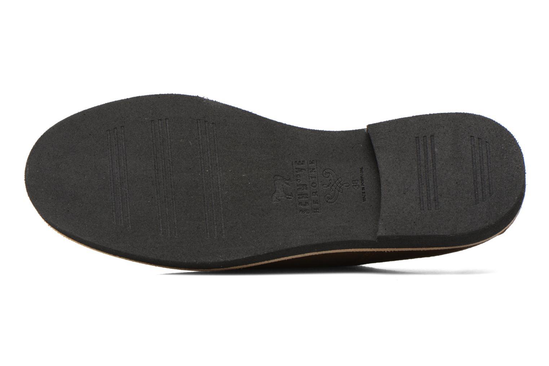 Chaussures à lacets Schmoove Woman Malice Derby Or et bronze vue haut
