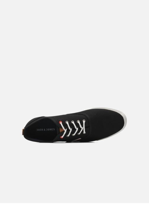 Trainers Jack & Jones JJ Spider I Black view from the left