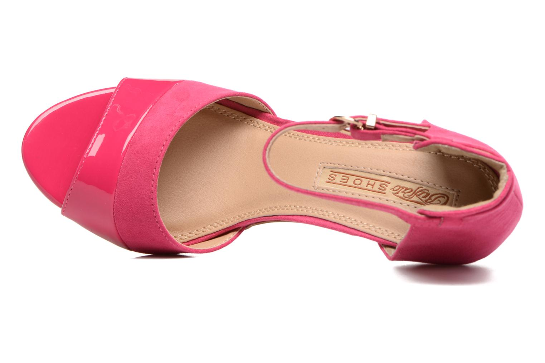 Sandales et nu-pieds Buffalo Olivia Rose vue gauche