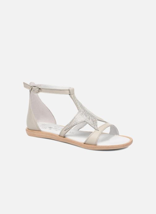 Sandales et nu-pieds Acebo's Constellé Argent vue détail/paire