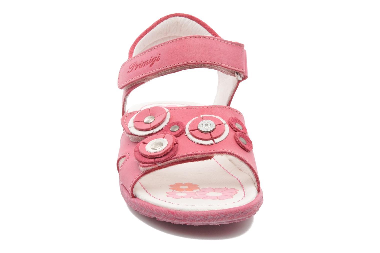 Sandales et nu-pieds Primigi ARDISIE-E Rose vue portées chaussures