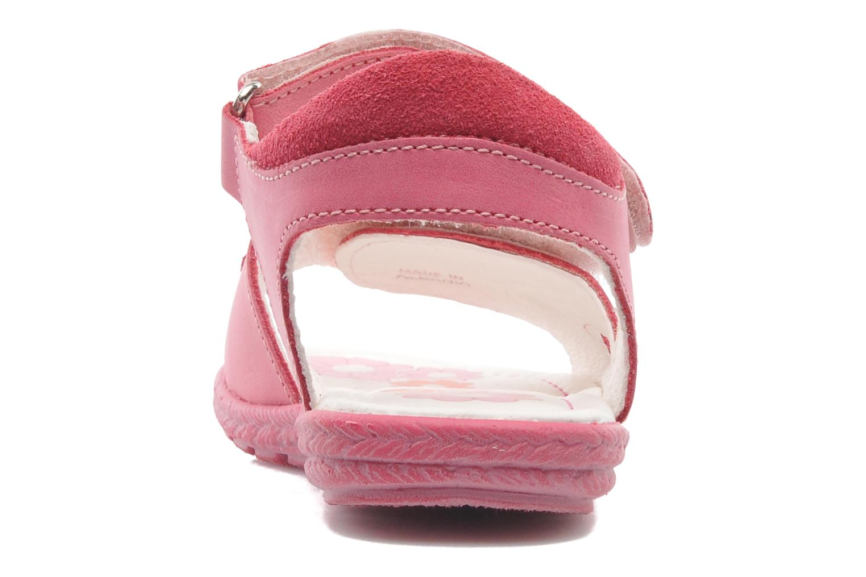Sandales et nu-pieds Primigi ARDISIE-E Rose vue droite