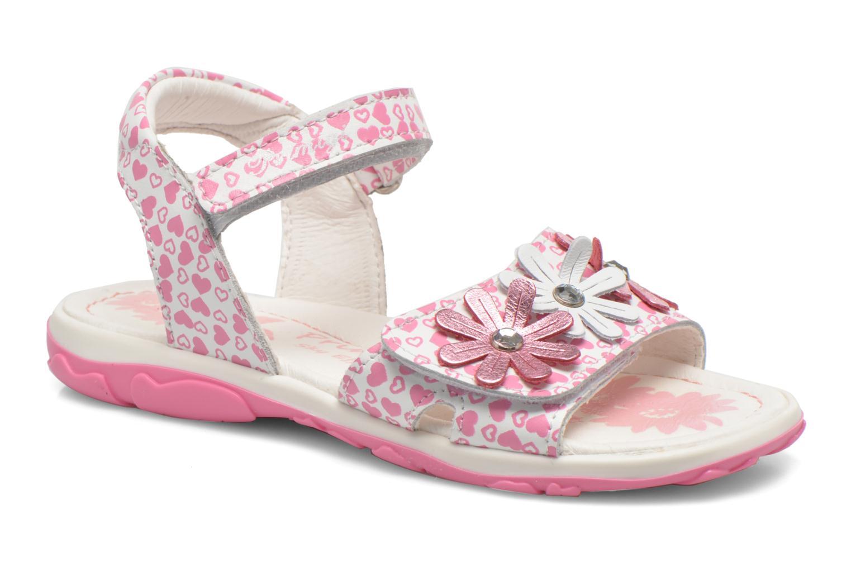 Sandaler Primigi BLOOMY Hvid detaljeret billede af skoene