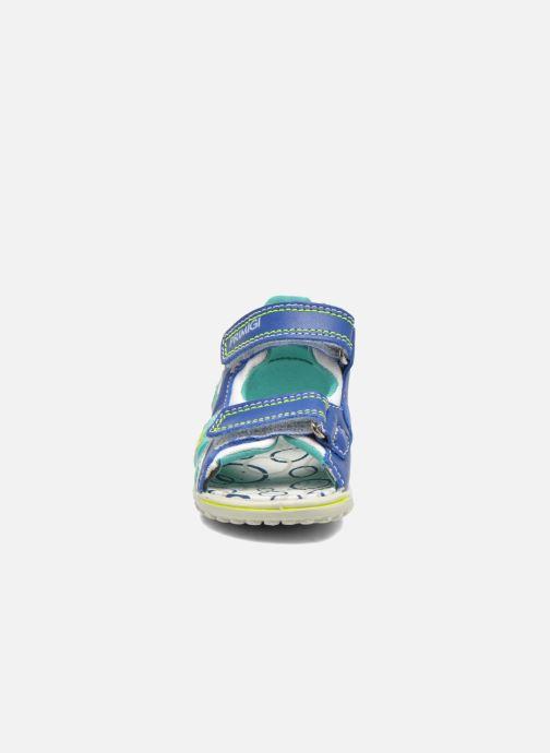Sandali e scarpe aperte Primigi BRANDO Azzurro modello indossato