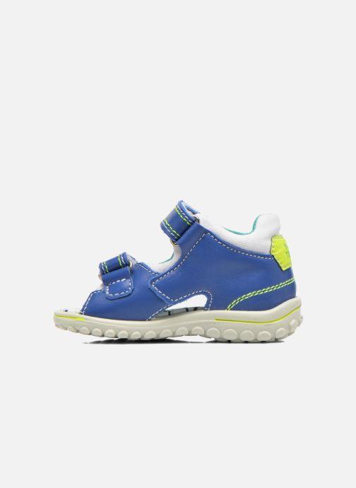 Sandali e scarpe aperte Primigi BRANDO Azzurro immagine frontale