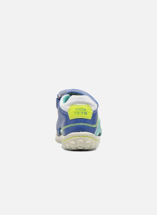 Sandali e scarpe aperte Primigi BRANDO Azzurro immagine destra