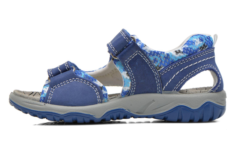 Sandali e scarpe aperte Primigi CALIPSO Azzurro immagine frontale