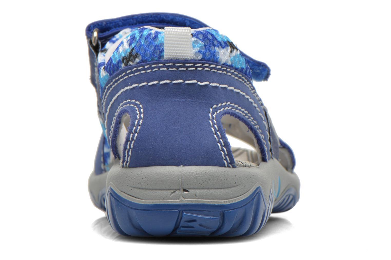 Sandali e scarpe aperte Primigi CALIPSO Azzurro immagine destra
