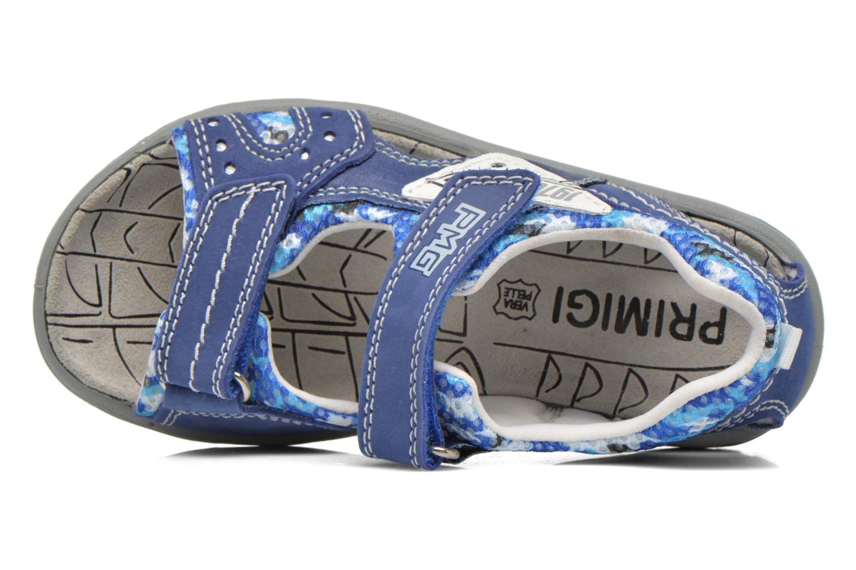 Sandali e scarpe aperte Primigi CALIPSO Azzurro immagine sinistra
