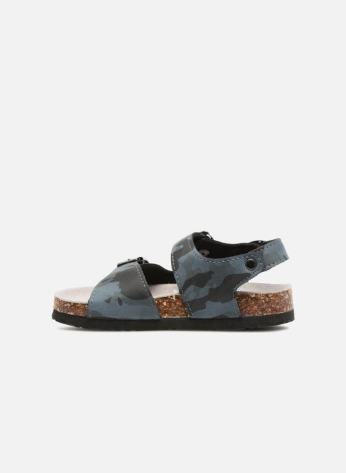 Sandalias Colors of California Bio Matt sandal Azul vista de frente