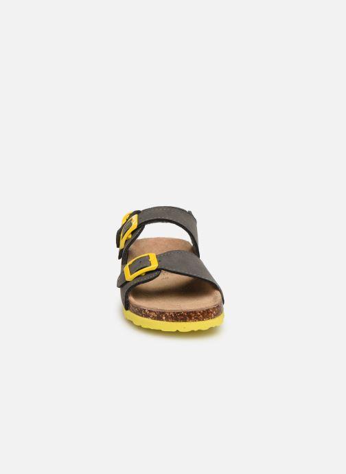 Sandales et nu-pieds Colors of California Bio Matt sandal Gris vue portées chaussures