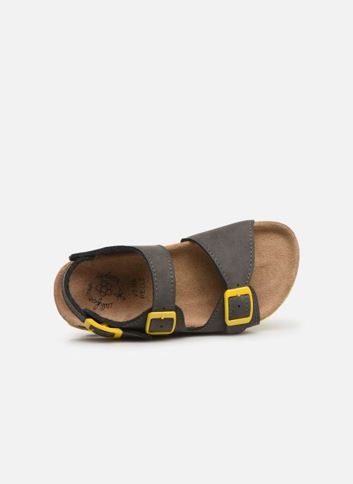 Sandalias Colors of California Bio Matt sandal Gris vista lateral izquierda