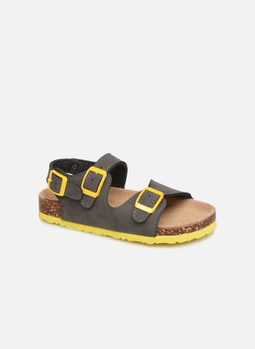 Sandales et nu-pieds Colors of California Bio Matt sandal Gris vue détail/paire