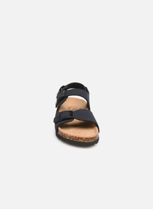 Sandalen Colors of California Bio Matt sandal Blauw model