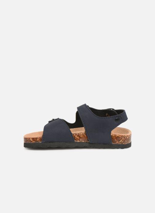 Sandales et nu-pieds Colors of California Bio Matt sandal Bleu vue face
