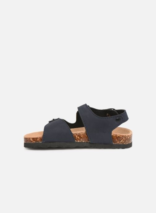 Sandales et nu-pieds Colors of California Bio Matt sandal Bleu vue face