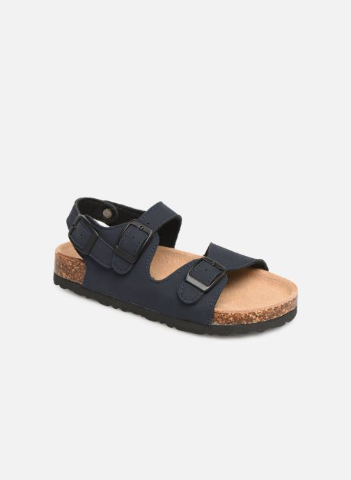 Sandalen Colors of California Bio Matt sandal Blauw detail