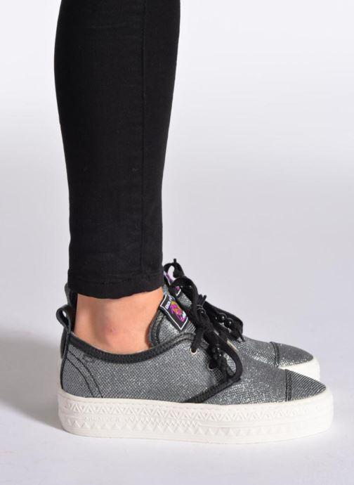 Sneakers Dolfie Devon Argento immagine dal basso