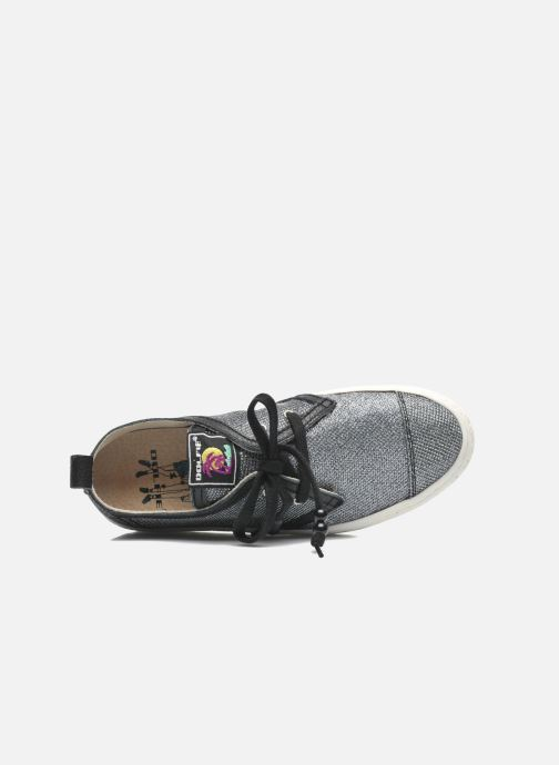 Sneakers Dolfie Devon Argento immagine sinistra
