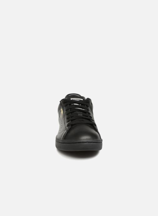 Sneaker Puma Court Star NM schwarz schuhe getragen