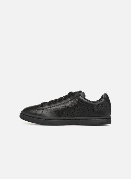 Sneaker Puma Court Star NM schwarz ansicht von vorne