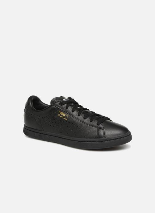 Sneaker Puma Court Star NM schwarz detaillierte ansicht/modell