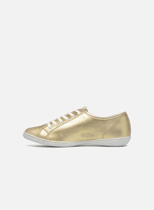 Sneakers TBS Cerise Guld og bronze se forfra