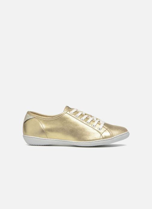 Sneakers TBS Cerise Guld og bronze se bagfra