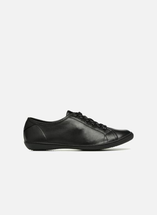 Sneaker TBS Cerise schwarz ansicht von hinten