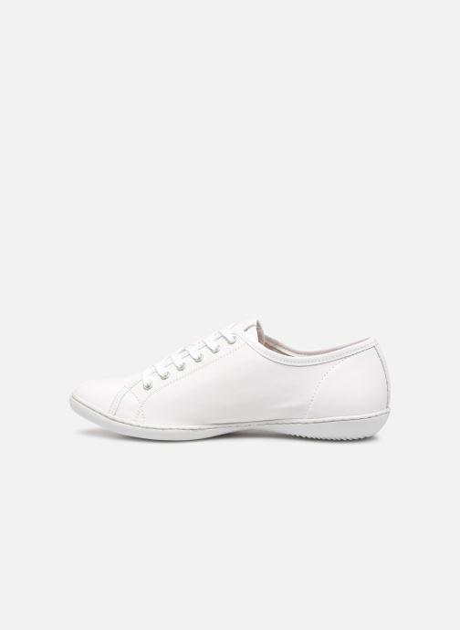 Sneaker TBS Cerise weiß ansicht von vorne