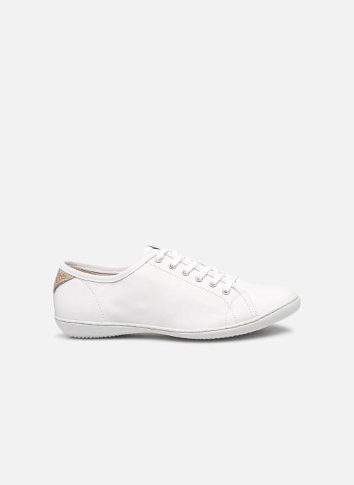 Sneaker TBS Cerise weiß ansicht von hinten