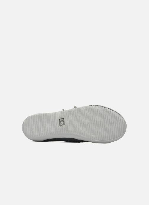 Ballet pumps TBS Olanno P Grey view from above