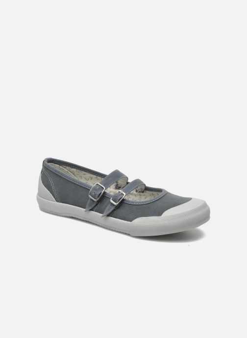 Ballet pumps TBS Olanno P Grey detailed view/ Pair view