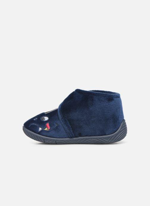 Pantofole Chicco twist Azzurro immagine frontale