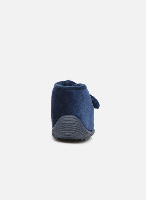 Chaussons Chicco twist Bleu vue droite
