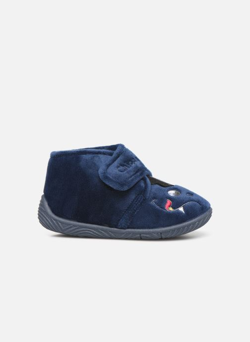 Slippers Chicco twist Blue back view