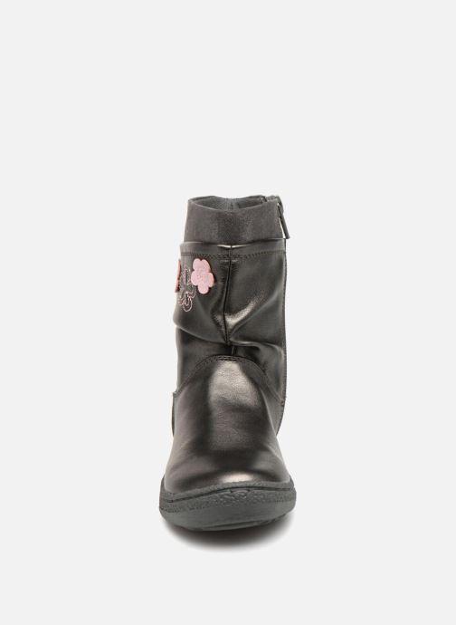 Sandali e scarpe aperte Chicco clara Grigio modello indossato