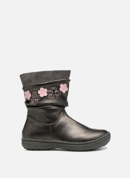 Sandales et nu-pieds Chicco clara Gris vue derrière