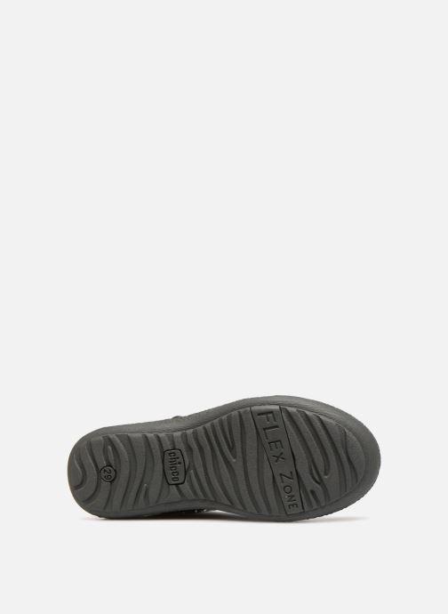 Sandales et nu-pieds Chicco clara Gris vue haut