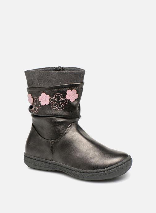 Sandales et nu-pieds Chicco clara Gris vue détail/paire
