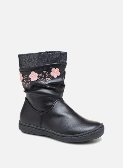 Sandales et nu-pieds Chicco clara Bleu vue détail/paire