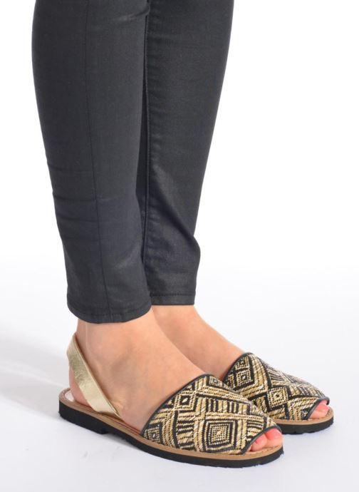 Sandali e scarpe aperte MINORQUINES Avarca Multicolore immagine dal basso